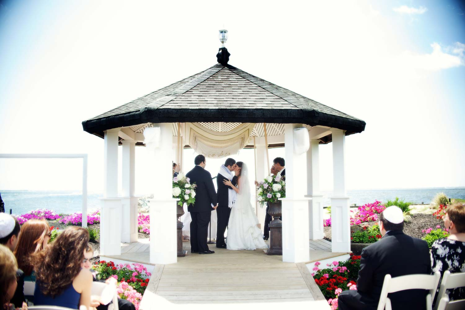 Photo: Beachfront Wedding
